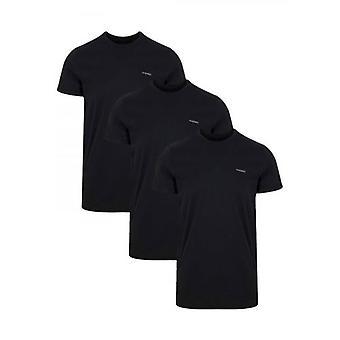 Diesel Black 3-Pack T-Shirt