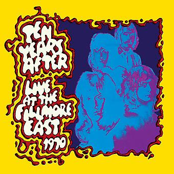 Ten Years After - Live at the Fillmore East [CD] USA import