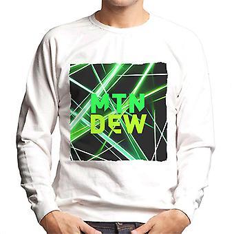 Mountain Dew Laser Men's Sweatshirt