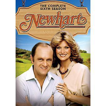 Newhart: De volledige zesde seizoen [DVD] USA import