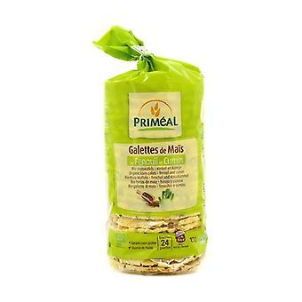 Bolachas de Milho com Funcho e Cominhos 120 g