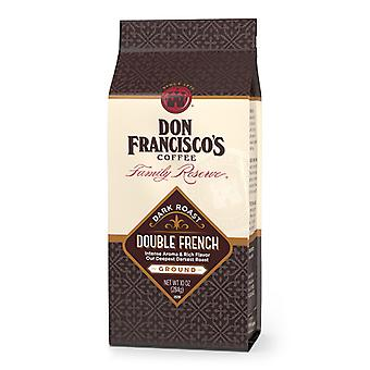 Don Francisco's Double French Dark Roast Ground Coffee