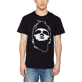 Morrissey unisexe adultes tête design T-Shirt