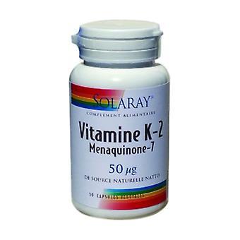 Vitamin K2 30 capsules