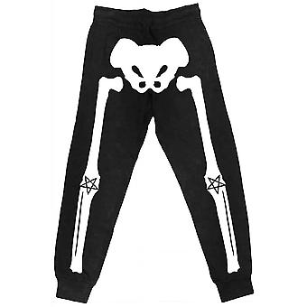 Blackcraft Cult Skeleton Joggers
