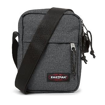 Eastpak The One Bag (zwarte Denim)