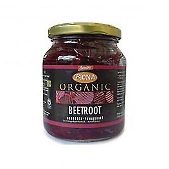 Biona - Org Sliced Beetroot 340g