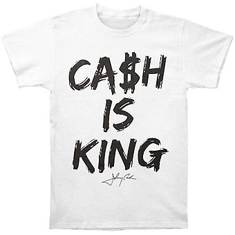 Johnny Cash Ca$h Is King T-shirt