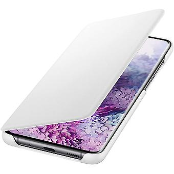 Official Samsung Galaxy S20+ / S20+ Plus 5G Smart LED View Cover Case - White