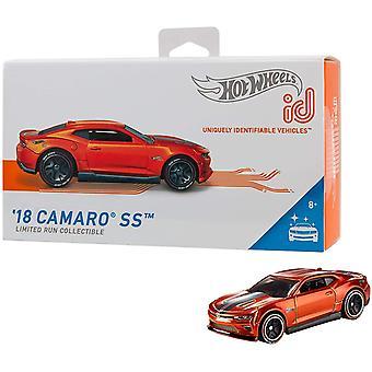 Hot Wheels id ́18 Camaro SS Factory Fresh S1 Car