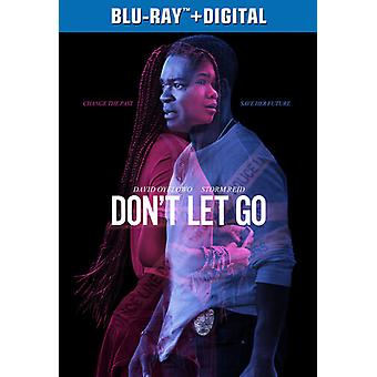 Don't Let Go [Blu-ray] USA import