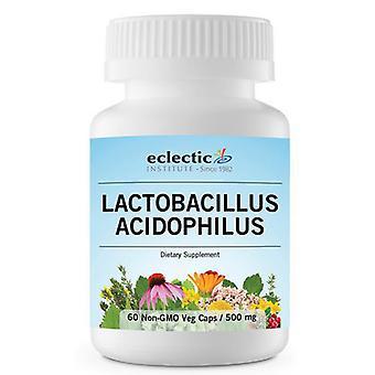Eclectic Institute Inc Lactobacillus Acidophilus, 60 Korkkia