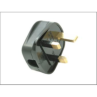 SMJ White 13A Fused Plug (Trade Pack of 20) SMJTW13FP