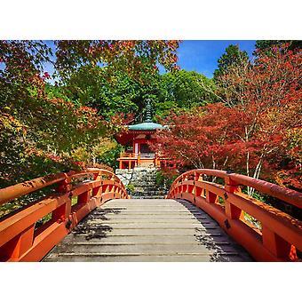 Fondo de pantalla Mural Daigoji Templo Kyoto