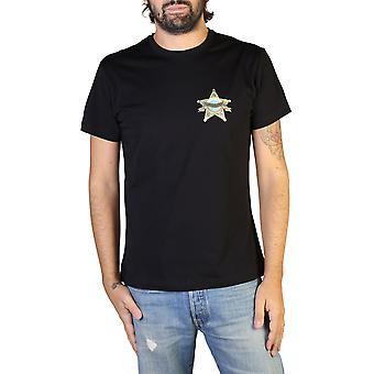 Versace jeans b3gtb73d heren's korte mouwen t-shirt