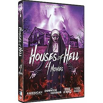 Houses Of Hell Collection - 4 Films [DVD] USA import