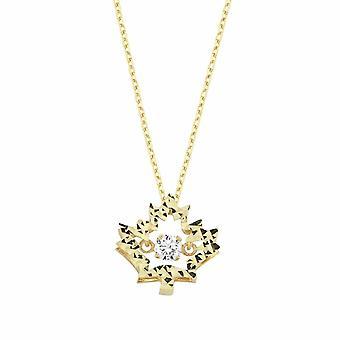 Collar de oro sicamore