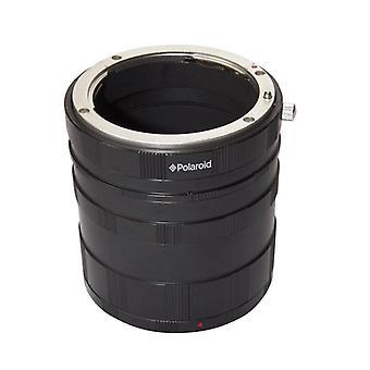 Polaroid plextrn kamera linse adapter - kamera linse adaptere (svart, aluminium)