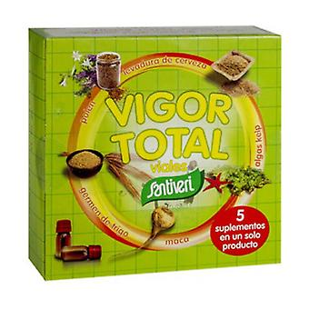 Total vigor 20 vials