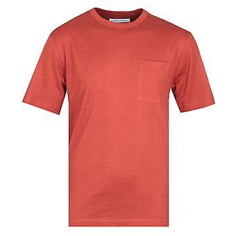 Samsoe & Samsoe Bredebro 9662 Burnt Orange T-Shirt