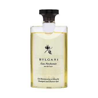Bvlgari eau parfumee au the noir by bvlgari 6.8 oz shampoo & shower gel