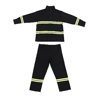 Fire Flame Resistant Clothes Fireproof, Waterproof, Heatproof Fire Fighting