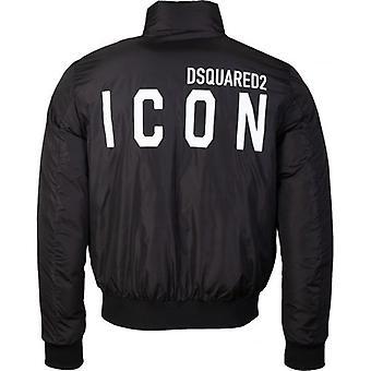 Dsquared2 Icons Icon Bomber Jacket