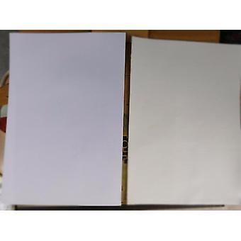 A4 Size 240g Polyester And Cotton Inkjet Canvas