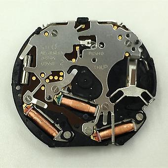 Original Japanese Quartz/seconds Movement Without Battery