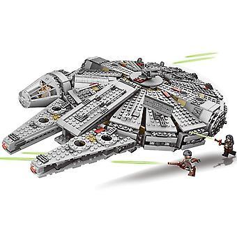 قوة يوقظ ستار مجموعة الحروب سلسلة كتل بناء كتلة