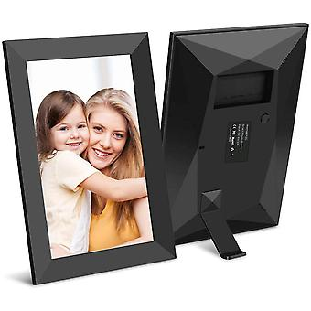 WiFi Digital Photo Frame 8 Inch Picture Frame with IPS Touch Screen