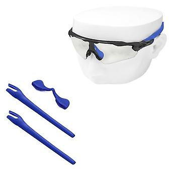 Rubber Kits Nose Pads & Earsocks For-oakley Radar Ev Path Sunglasses