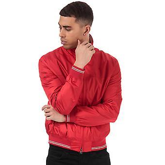 Men's Henri Lloyd Summer Tender Polytaslon Jacket in Red