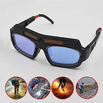Solar Auto Darkening Eyes Mask / Goggles For Welder