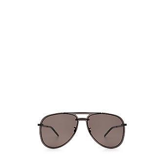 Saint Laurent CLASSIC 11 MASK zwarte unisex zonnebril