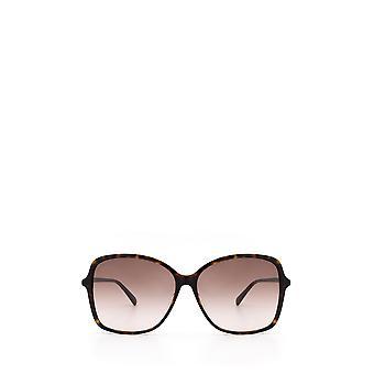 Gucci GG0546SK havana unisex Sonnenbrille