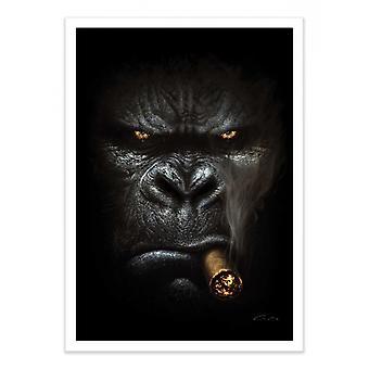 Art-Poster - Prawdziwy szef - Alexandre Granger