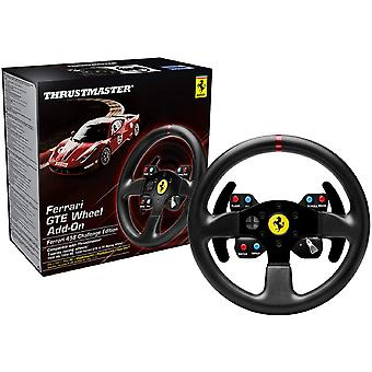 Thrustmaster ferrari gte wheel add-on ferrari 458 challenge edition (xb1/pc/ps4/ps3