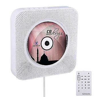 Creative Cd Player Audio portatile Bluetooth a parete con telecomando