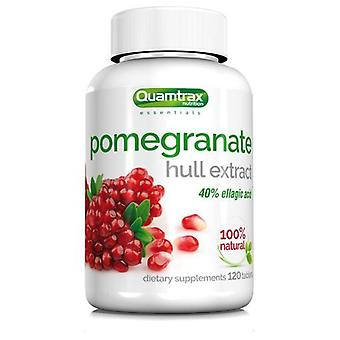 Quamtrax Nutrition Pommegranate 100% Natural 120 Tablets