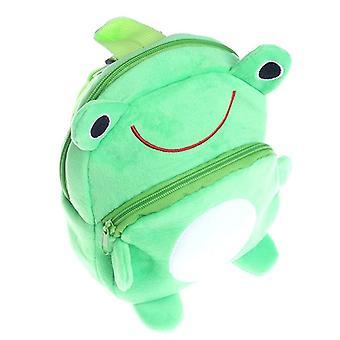 Mini Cartoon Frog School Bag Baby Backpack Mochila