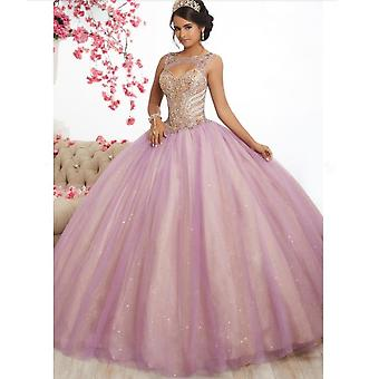 Robes Long Quinceanera