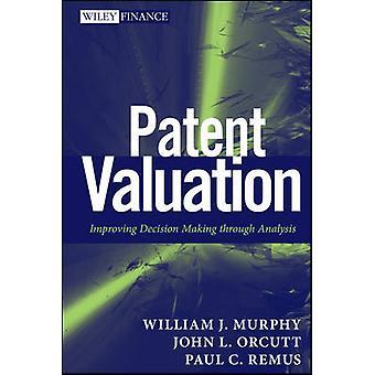 Patent Valuation by William J. MurphyJohn L. OrcuttPaul C. Remus