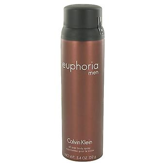 Euphoria Body Spray By Calvin Klein 5.4 oz Body Spray