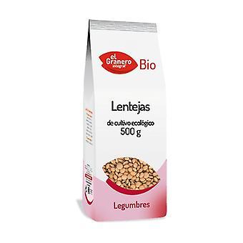 Organic Lentils 500 g