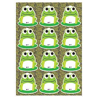Die-Cut Magnetic Frogs, 12 Pieces