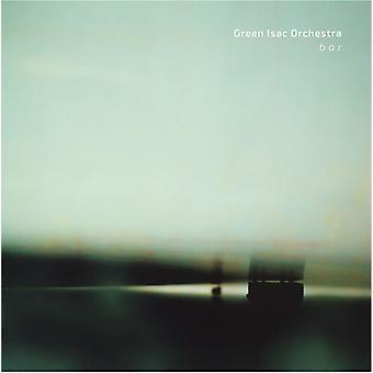 Green Isac Orchestra - B A R [Vinyl] USA import