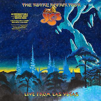 Yes - Royal Affair Tour (Live In Las Vegas) [Vinyl] USA import
