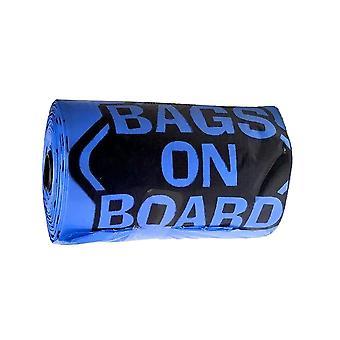 Tasker om bord Økonomi Pack Poo Bag (Pakke med 315)