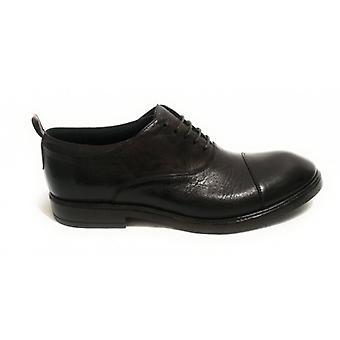 Shoe Cavallini Francesina Man Scamiciata Skin Moro Head Hand Made U19ca01